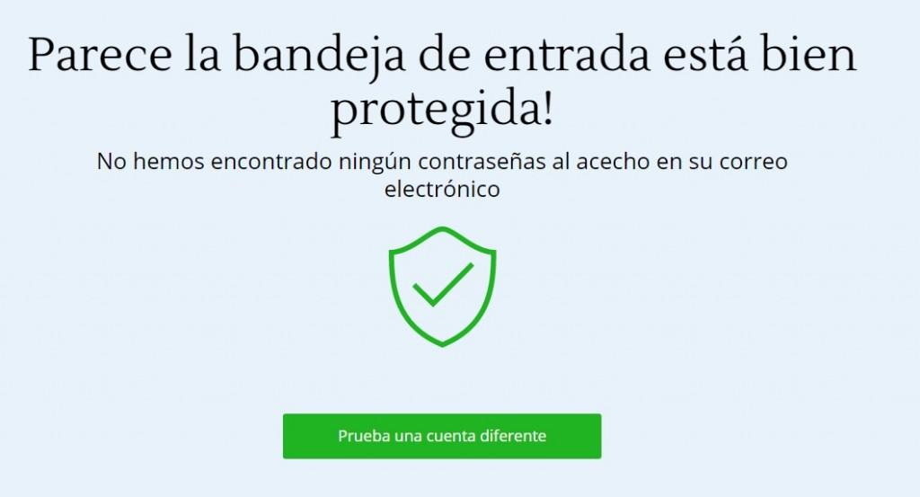 inboxscan bandeja protegida