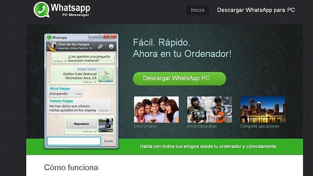 ordenador whatsapp