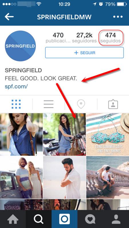 springfiel instagram oficial