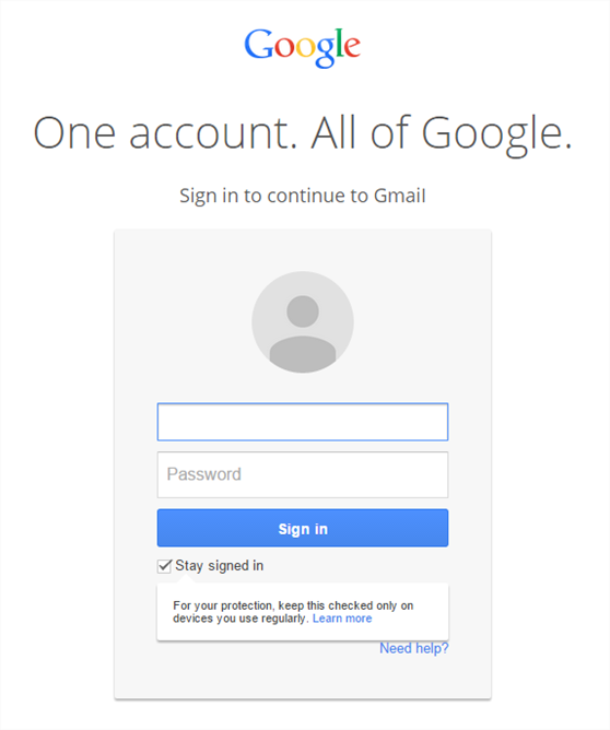 phishing gmail