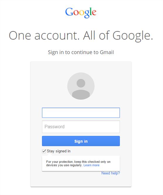 phishing gmail