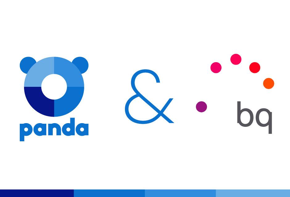 alianza Panda y BQ