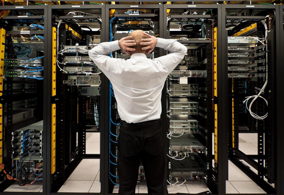 desastre informatico