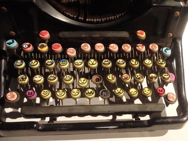 teclado emoticonos