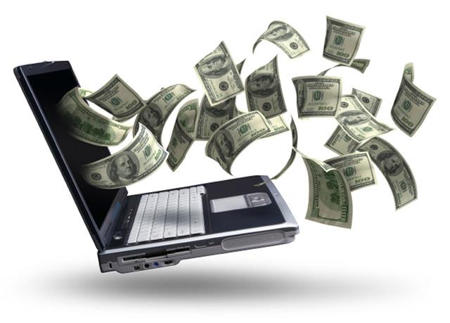 ordenador dinero