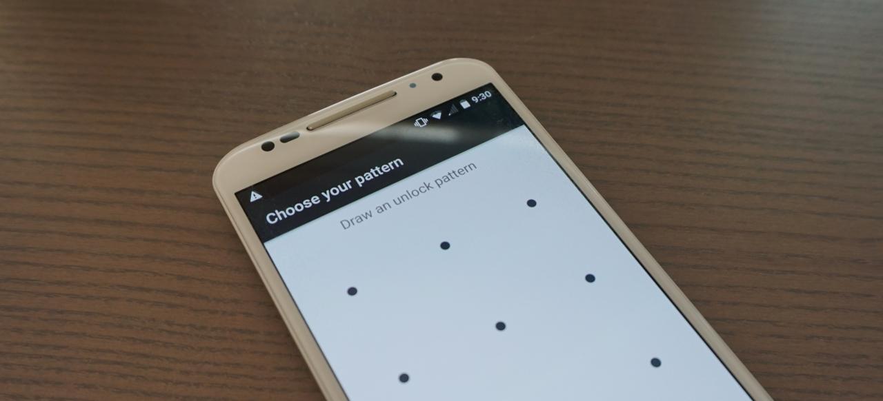 patrones desbloqueo android