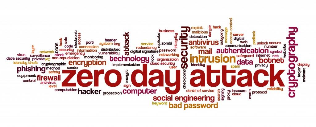 zero day ataque
