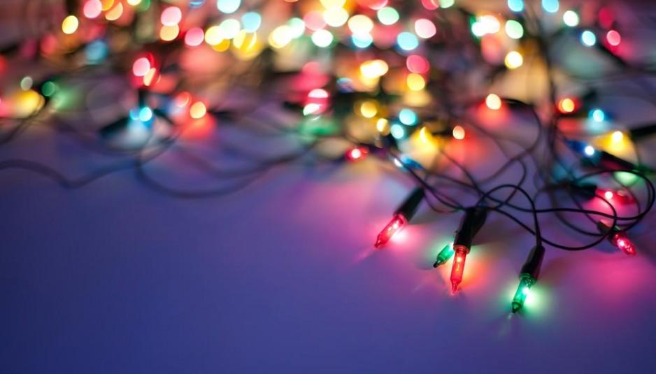 C mo las luces de navidad y otros electrodom sticos pueden - Luces para navidad ...
