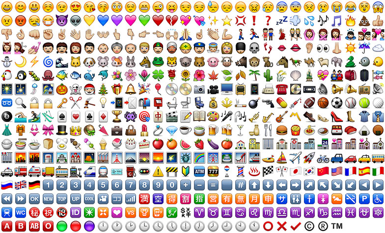 whatsapp emoticonos