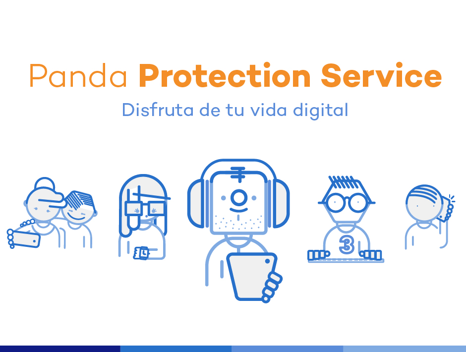 PandaSecurity servicios online panda protection service