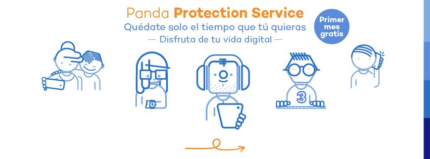 Panda Protection Service Servicio Antivirus