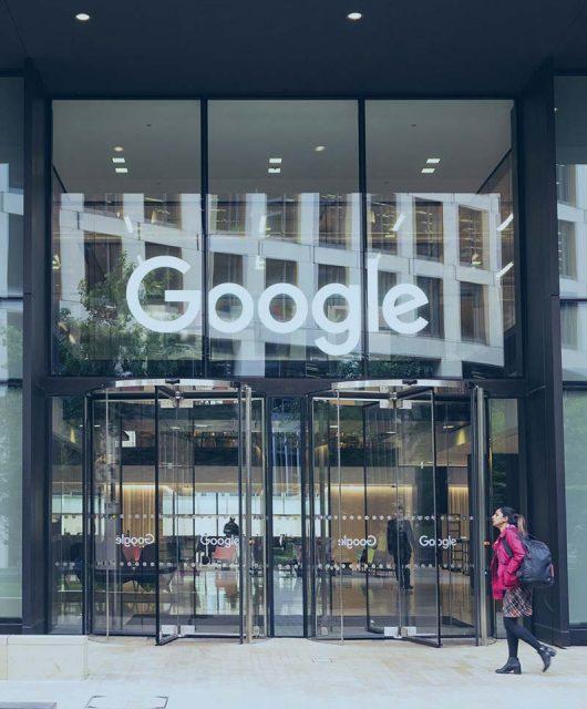 Google multa fine sanción