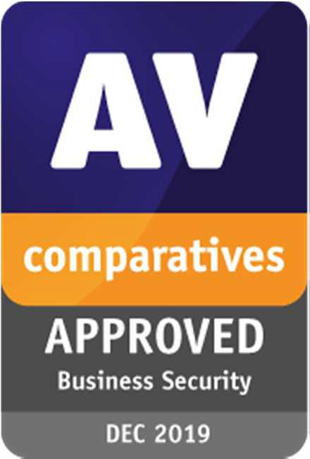 AV-Comparatives Certificate