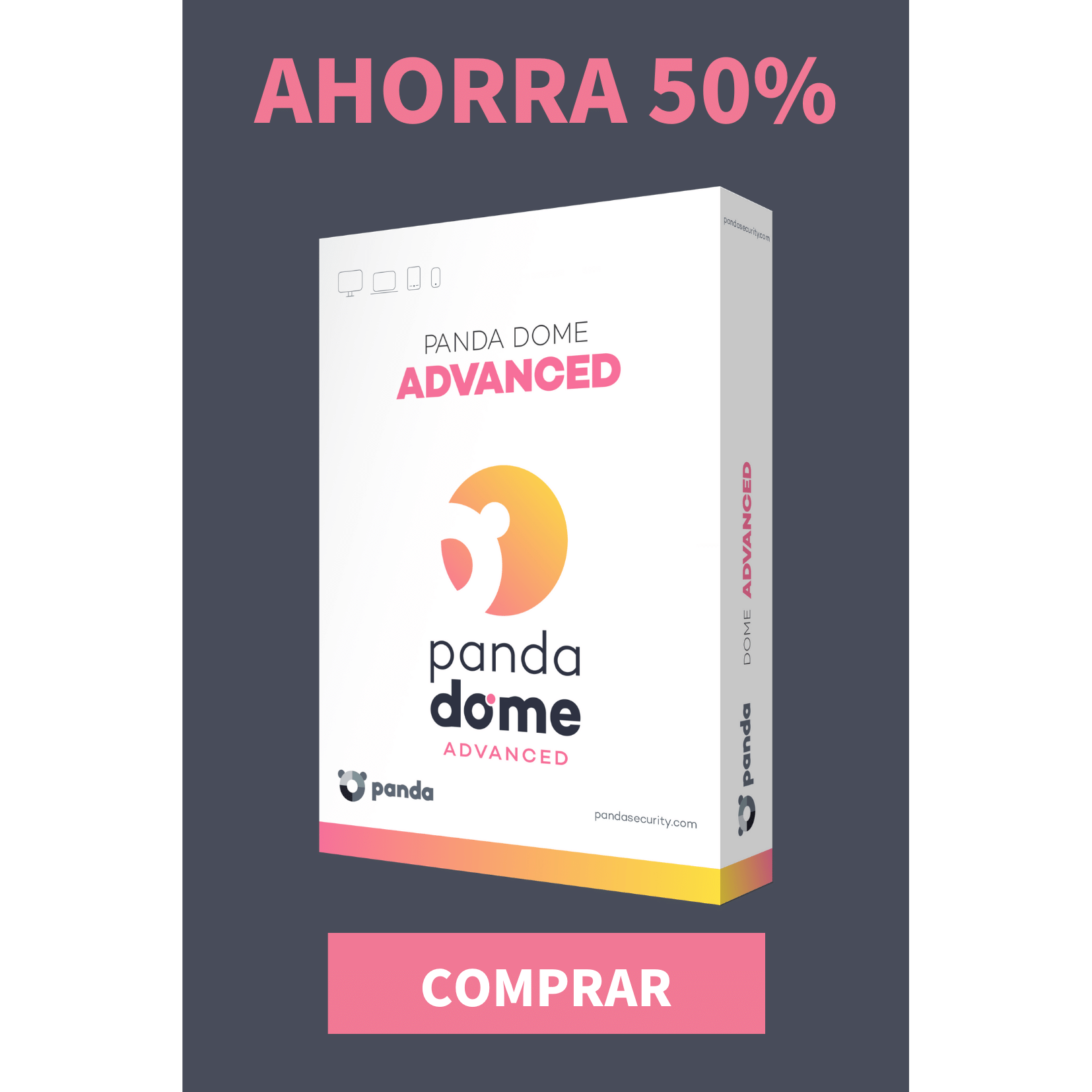Descarga Panda Dome Advanced