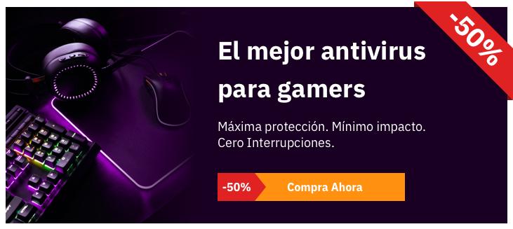 Panda Antivirus para gamers