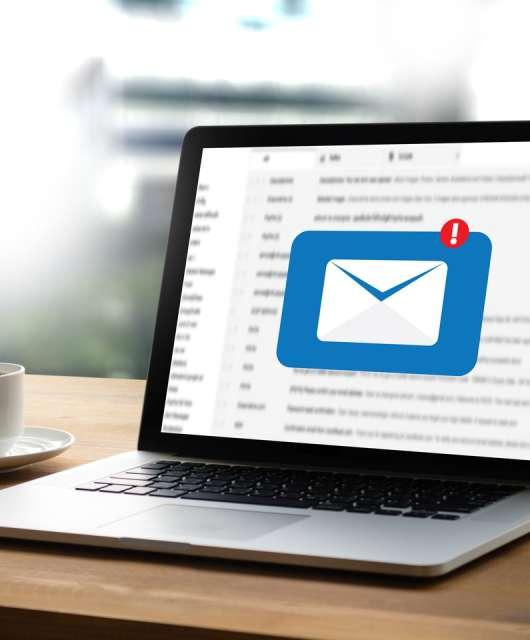 Arnaques sur internet: comment signaler un email frauduleux?