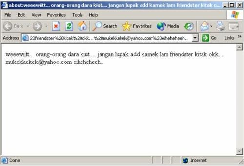 Intenta obtener la siguiente información del ordenador afectado