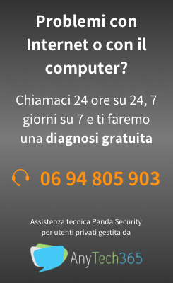 Panda Security Assistenza Tecnica Gratis