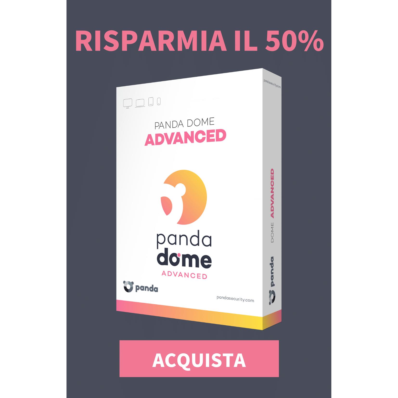 Download Panda Dome Advanced