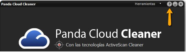Ayuda Panda Cloud Cleaner