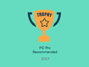 PC Pro Recommended